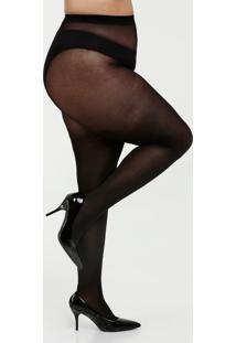 Meia Calça Feminina Opaca Fio 40 Plus Size Trifil