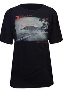 Camiseta Mormaii Neblask - Masculino