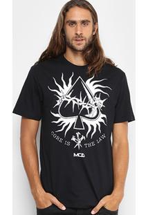 Camiseta Mcd Regular Dagger Masculina - Masculino