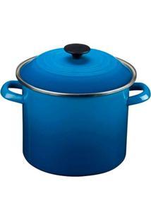 Caldeirão Stock Pot 7,3 Litros Azul Marseille Le Creuset