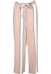 91b8da5bc Calça Dzarm Pantalona feminina