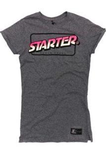 Vestido Starter Logo Retrô Feminino - Feminino