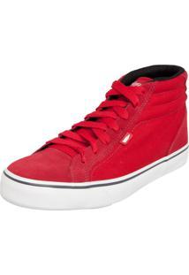 Tênis Coca Cola Shoes Darma Vermelho