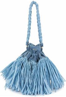 0711 Bolsa Bucket Oboba - Azul