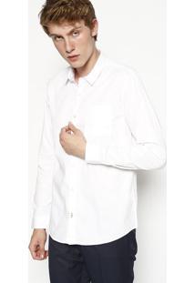 Camisa Slim Fit Lisa - Brancacalvin Klein