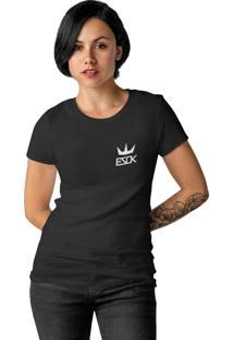 Camiseta Ezok King Preto
