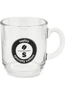 Caneca Aspen Suplicy Cafés- 300Ml- Suplicy Caféssuplicy Cafés