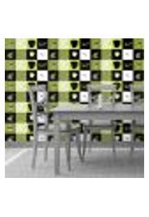 Papel De Parede Autocolante Rolo 0,58 X 5M - Azulejo Xicara 7005358