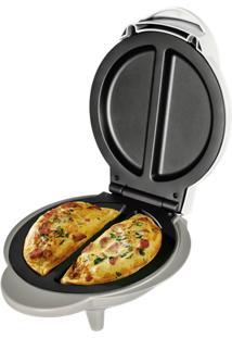 Omeleteira Elétrica Cadence +Egg Oml100 Branca 110V
