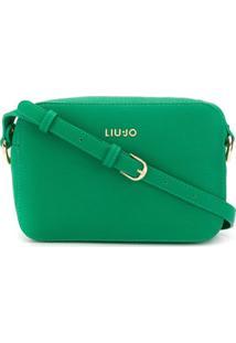 Liu Jo Bolsa Transversal Box - Verde