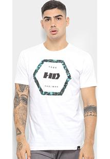 Camiseta Hd Nocturn Masculina - Masculino