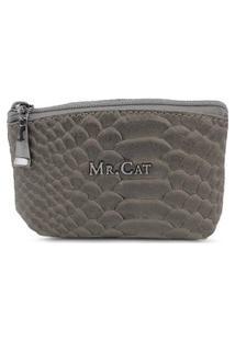 Porta Niquel Mr. Cat - Feminino