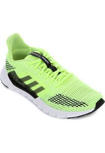 Tênis Adidas Ozweego Climacool Masculino - Masculino-Verde Limão