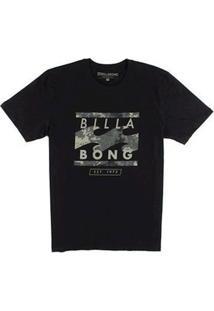 Camiseta Backwash Billabong Masculina - Masculino