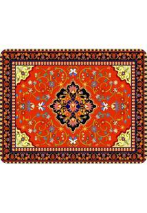 Tapete Love Decor Sala Wevans Red Oriental ÚNico - Vermelho - Dafiti