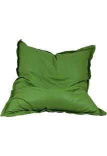 Puff Almofadão Pop Verde
