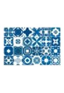 Adesivo De Azulejo - Ladrilho Hidráulico - 007Az-G