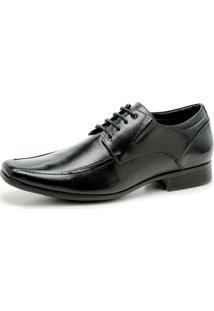 Sapato Social Ferricelli Genebra Preto
