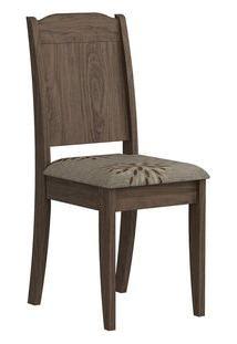 Cadeira Cimol Bárbara Madeirado (2 Unidades) Marrocos/Café