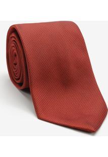 Gravata Regular Estampa