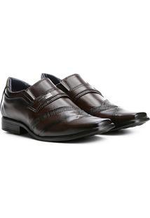 Sapato Social Walkabout Recorte Masculino - Masculino