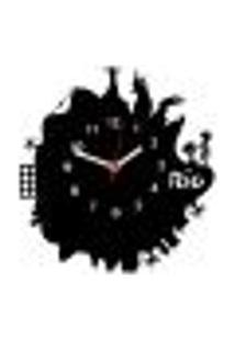 Relógio De Parede Decorativo - Rio De Janeiro Olímpico