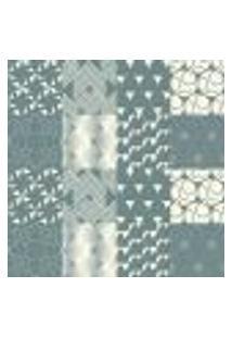Papel De Parede Autocolante Rolo 0,58 X 3M - Azulejo Abstrato 28880