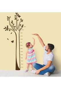 Adesivo De Parede Árvore Crescimento