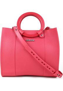 Bolsa Colcci Handbag Cairo Feminina - Feminino-Vermelho