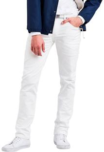 Calça Jeans Levis 511 Slim Branca - 24040