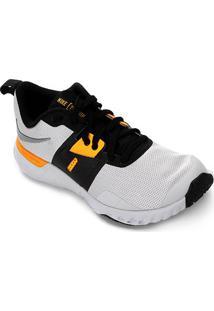 Tênis Nike Renew Retaliation Tr Masculino - Masculino-Cinza+Preto