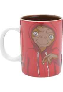 Mini Caneca De Porcelana Do E.T. 135 Ml