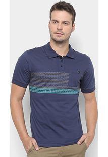 Camisa Polo Rusty Bearhave -81.16.0211 - Masculino