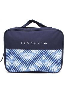 Necessaire Rip Curl Folded Bcase Last Li Azul-Marinho