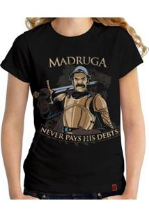 Camiseta Devedor