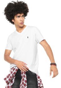 Camiseta Coca-Cola Jeans Lisa Branca