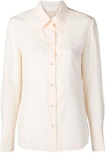Chloé Long-Sleeved Blouse - Neutro
