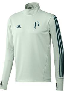 Blusa Futebol Adidas Moletom Treino Palmeiras