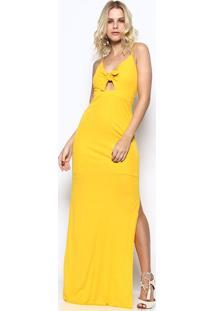 6cf889024 Vestido Colcci Longo feminino