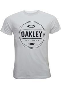 Camiseta Oakley Tank Panel Elipse Masculino - Masculino