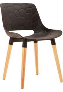 Cadeira De Cozinha Eliane Preto