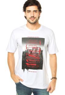 Camiseta West Coast Work Branca