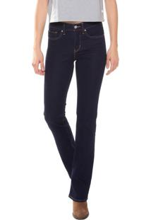 Calça Jeans Levis 315 Shaping Bootcut - 34X32
