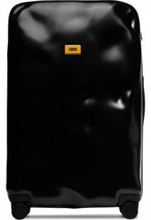 Crash Baggage Mala Grande Icon Com Rodas Na Base - Preto