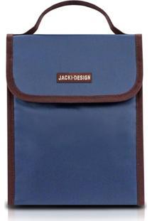 Bolsa Térmica Jacki Design Essencial Iii Azul Escuro - Kanui