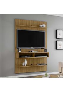 Painel Para Tv Até 47 Polegadas 5 Prateleiras Vega 2075229 Cinamomo - Bechara Móveis