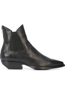 Officine Creative Ankle Boot 'Astree' - Preto