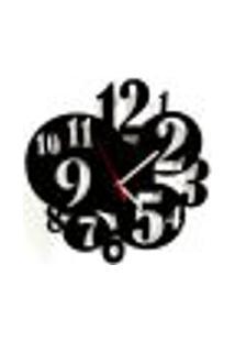 Relógio De Parede Decorativo - Números