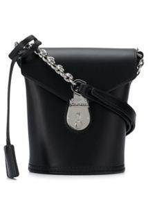 Calvin Klein Bolsa Bucket Mini - Preto