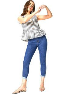 d171fddeb ... Calça Jeans Skinny Sustentável